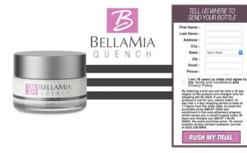 Bellamia Quench Cream 1