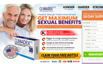 Climadex Male Enhancement 1