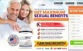 Genodrive Male Enhancement
