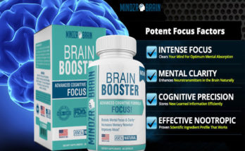 Mindzr Brain Booster 1