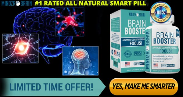 Mindzr Brain Booster 3