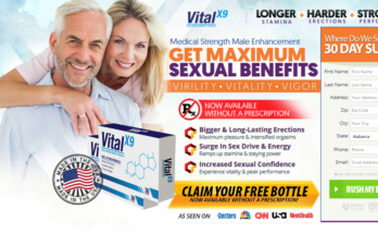Vital X9 Male Enhancement 1