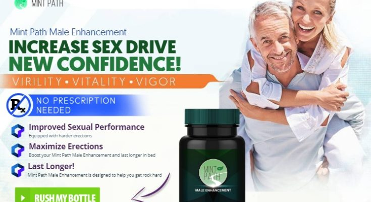Mint Path Male Enhancement - 1