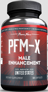 PFM X- Male Enhancement