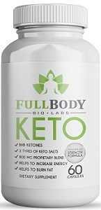 Full Body Bio Labs Keto