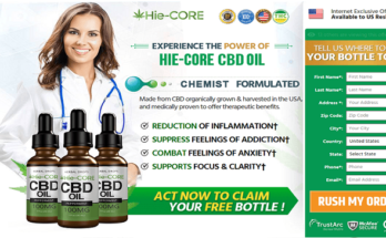 Hie-Core Hemp Oil - 1