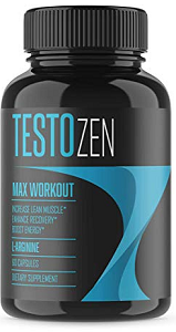 TestoZen Max Workout