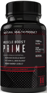 Muscle Boost Prime