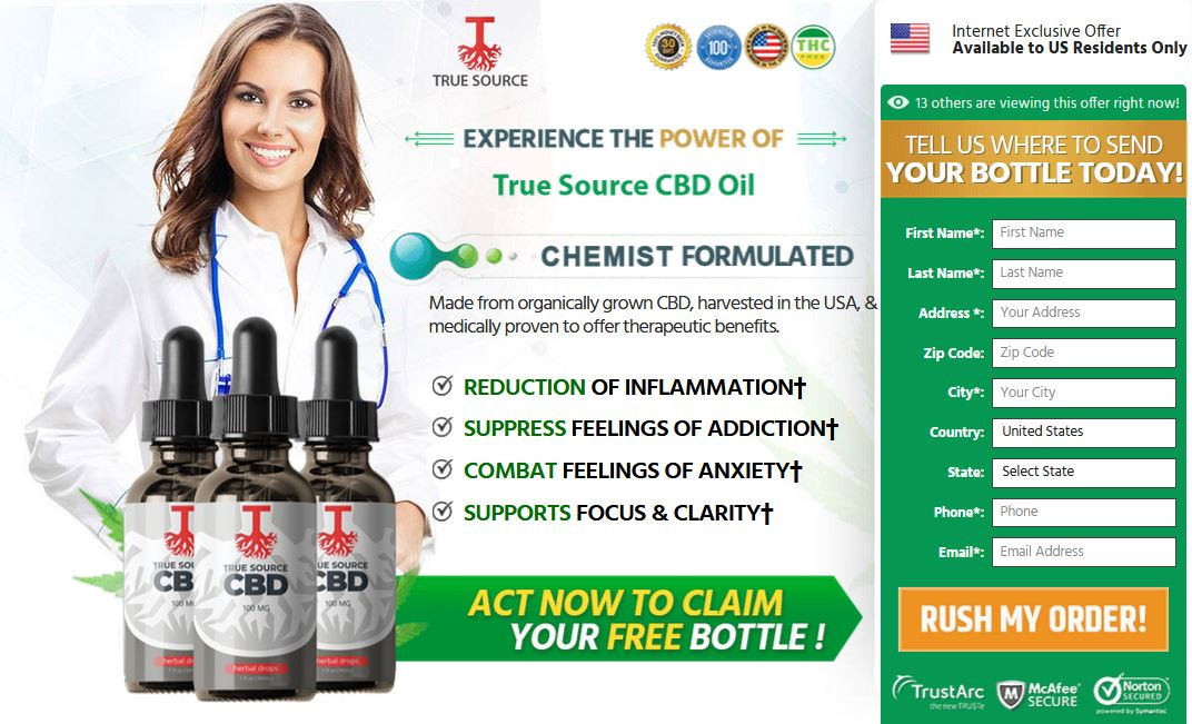 True Source CBD 2