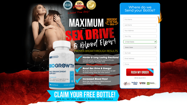 Biogrowth Male Enhancement 2