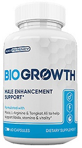 Biogrowth Male